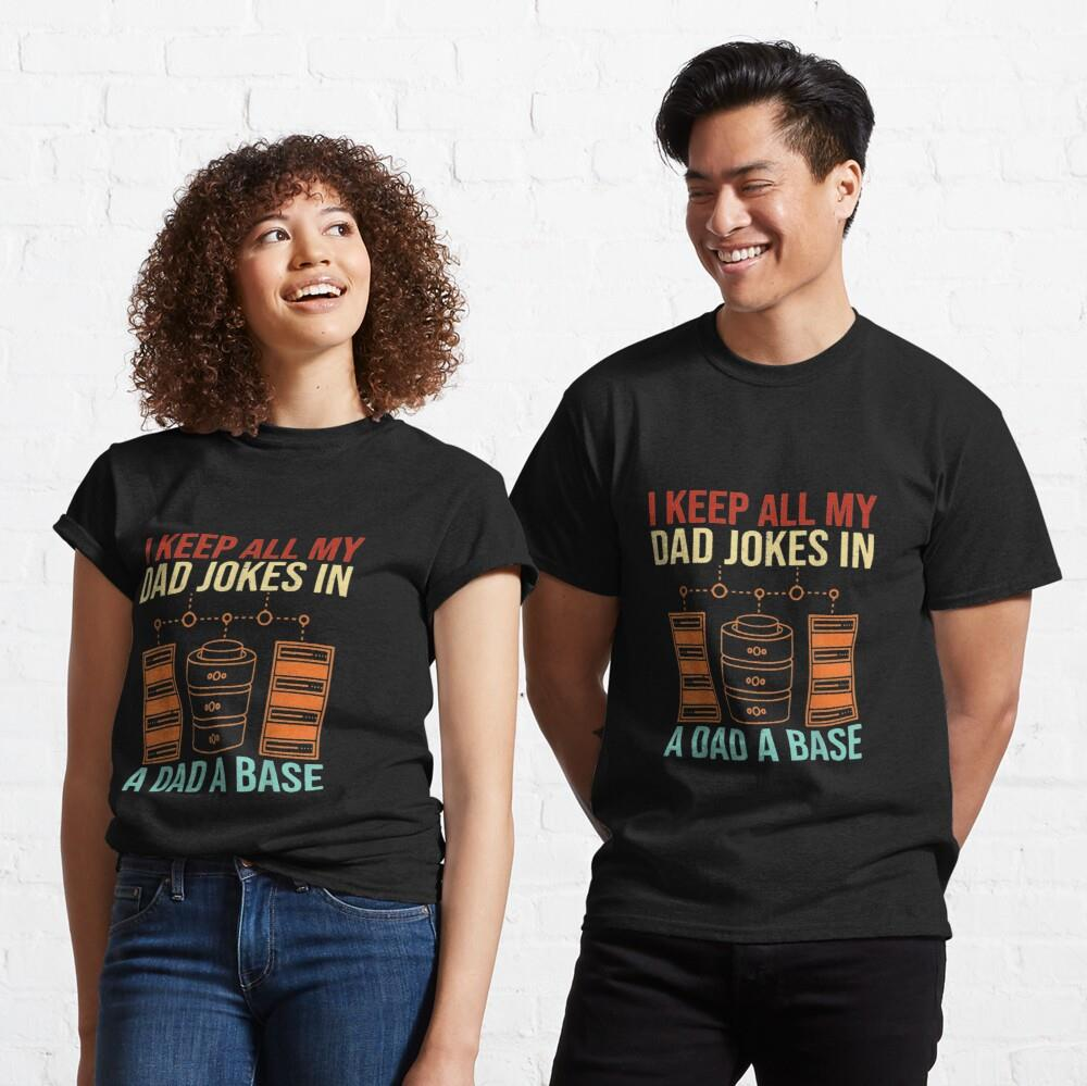 Dad Fathers Day Programmers Programming Coding Shirt